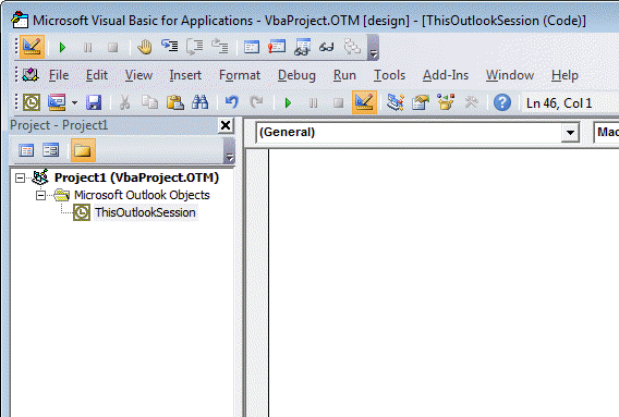 how to open outlook template - outlook vba open excel file and run macro vba code to