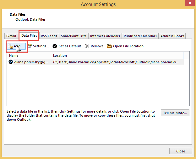 outlook how to delete all future calender items
