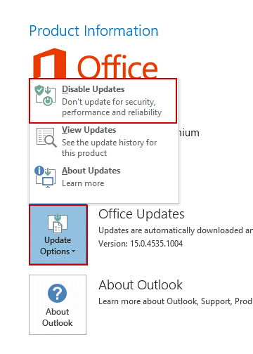 uninstall updates in office  u0026 39 click to run u0026 39