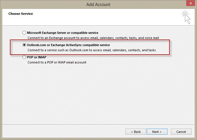 Configurare alice mail su huawei