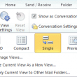 Outlook 2010 View Commands