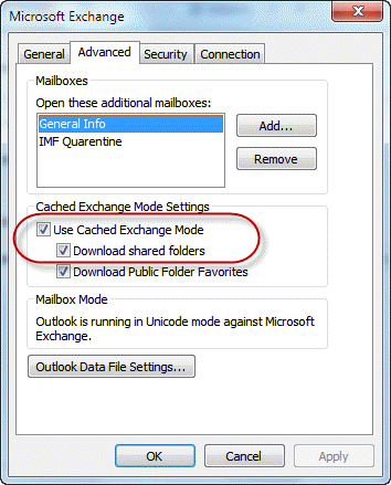 how to create a contact folder in outlook 2007