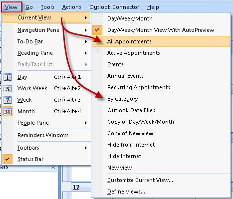 Merging Two Calendar Folders
