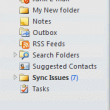 Cannot Expand Outlook Folders: Not Enough Memory