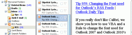 Use an ItemAdd event with Outlook 2007