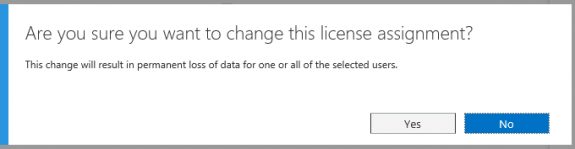 Are you sure you want to delete the license