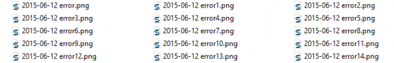 increment filenames if it already exists