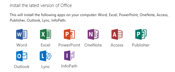 Office 365 or Office 2013/2016?