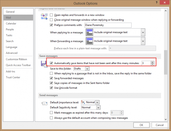 Open Attachment Dialog: 'If you continue, you'll lose changes'