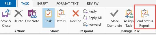 send-status-report