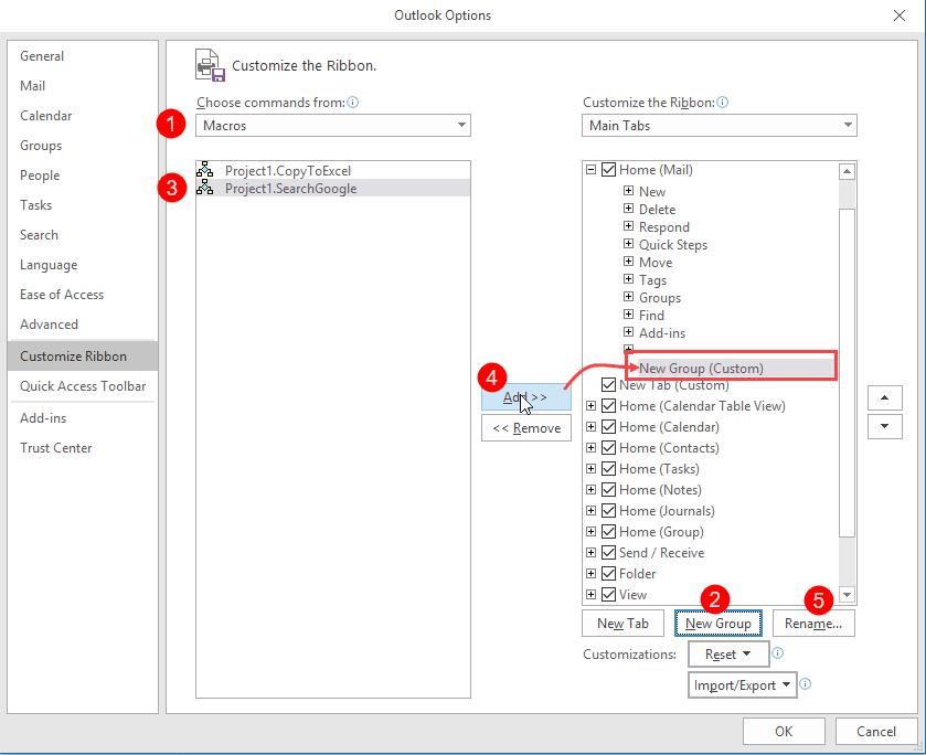 Replicate Smart Lookup using a macro