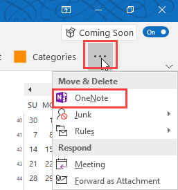 OneNote is missing from Office 365 / 2019