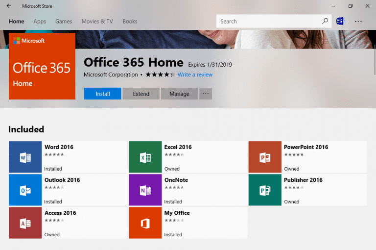 office store apps