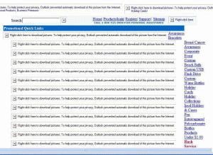 Rendering in Gmail