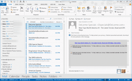 Office 2013's color scheme